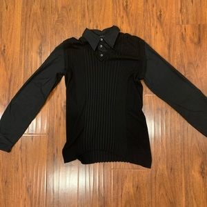 Dolce And Gabbana Sweater Vest Blouse